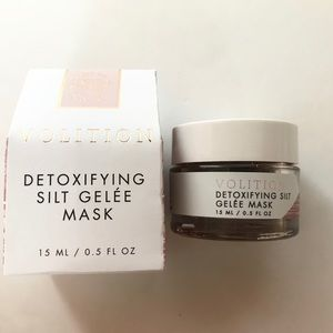 Volition Beauty Makeup - Volition TRAVEL SIZE Detoxifying Silt Gelee Mask
